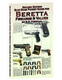 Blue Book Pocket Guide for Beretta Firearms & Values