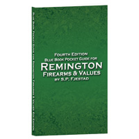 Blue Book Pocket Guide for Remington Firearms & Values