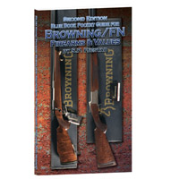 Blue Book Pocket Guide for Browning / FN Firearms and Values