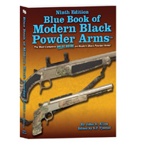 9th Edition Blue Book of Modern Black Powder Arms
